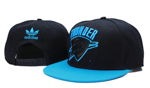 Oklahoma City Thunder NBA Snapback Hat YS101