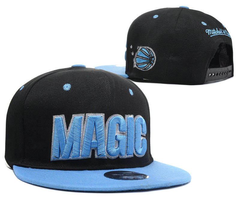 Orlando Magic Snapback Hat DF2 0512