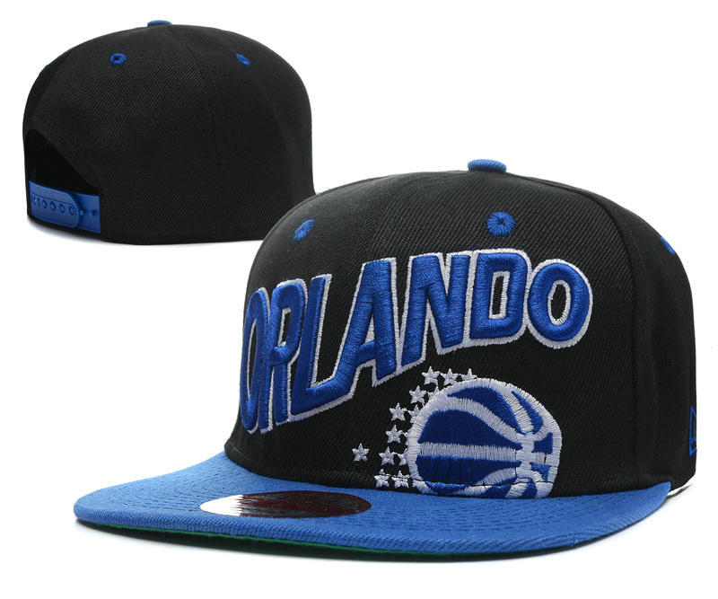 Orlando Magic Snapback Hat DF3 0512