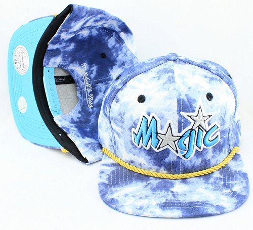 Orlando Magic Snapback Hat JT 13