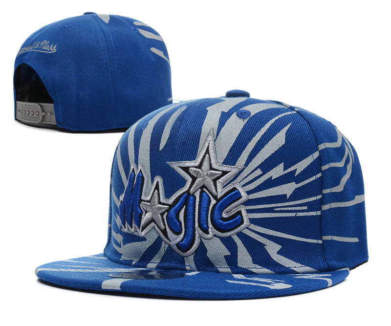 Orlando Magic Snapback Hat DF 0613