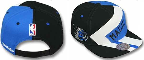 Orlando Magic NBA Snapback Hat GF 1