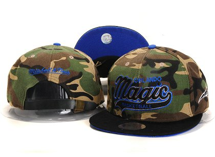 Orlando Magic New Snapback Hat YS E06