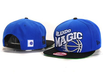 Orlando Magic New Snapback Hat YS E71