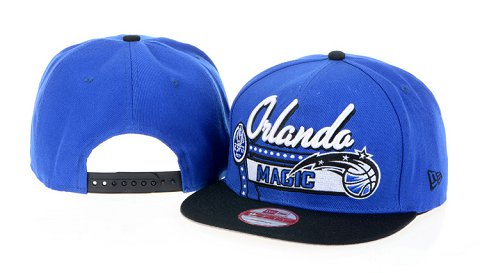 Orlando Magic NBA Snapback Hat 60D1