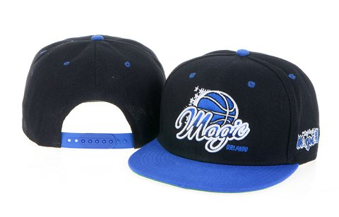 Orlando Magic NBA Snapback Hat 60D2