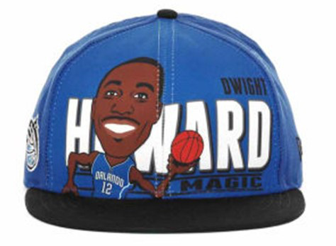 Orlando Magic NBA Snapback Hat 60D3