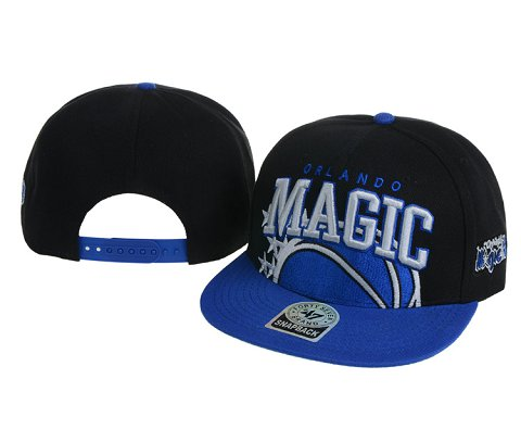 Orlando Magic NBA Snapback Hat 60D4