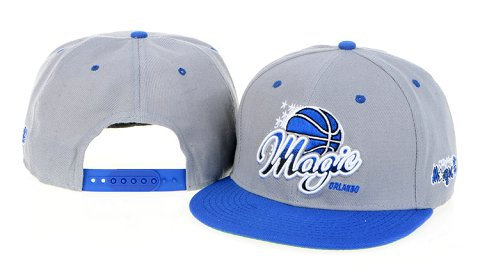 Orlando Magic NBA Snapback Hat 60D5
