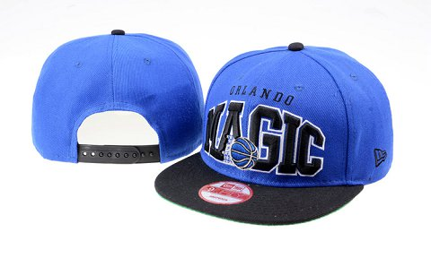 Orlando Magic NBA Snapback Hat 60D6