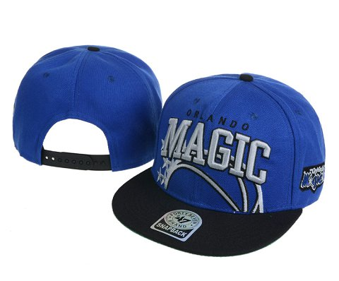 Orlando Magic NBA Snapback Hat 60D7