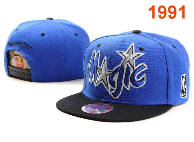 Orlando Magic NBA Snapback Hat PT011