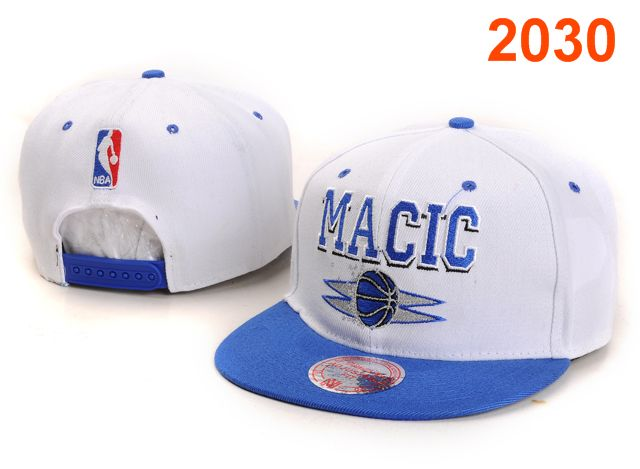 Orlando Magic NBA Snapback Hat PT014