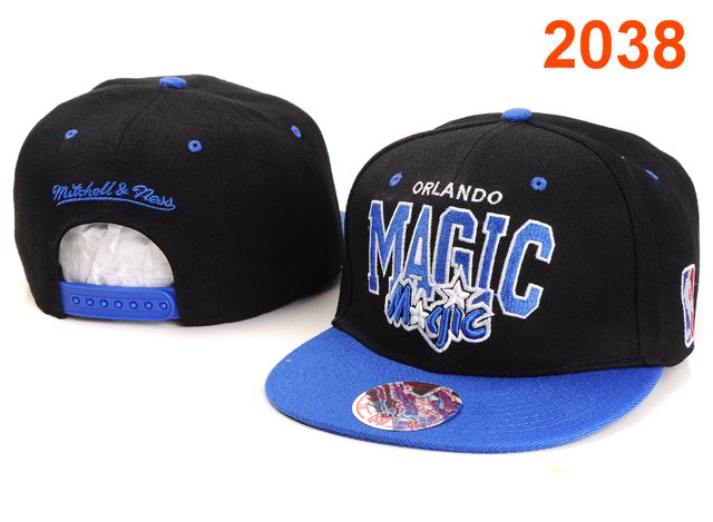 Orlando Magic NBA Snapback Hat PT021