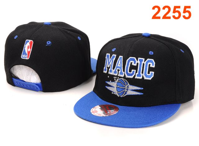 Orlando Magic NBA Snapback Hat PT056