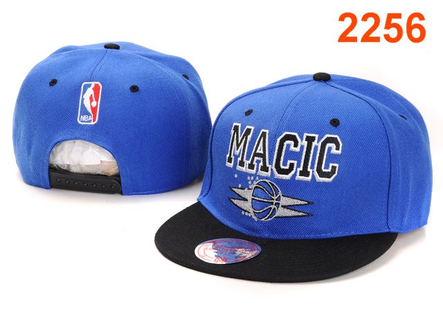Orlando Magic NBA Snapback Hat PT057