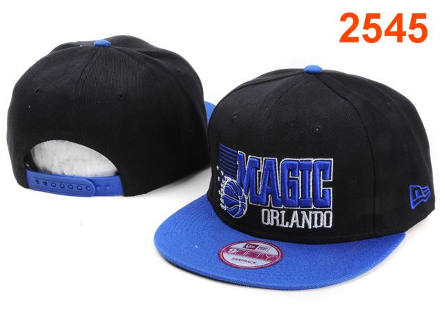 Orlando Magic NBA Snapback Hat PT068