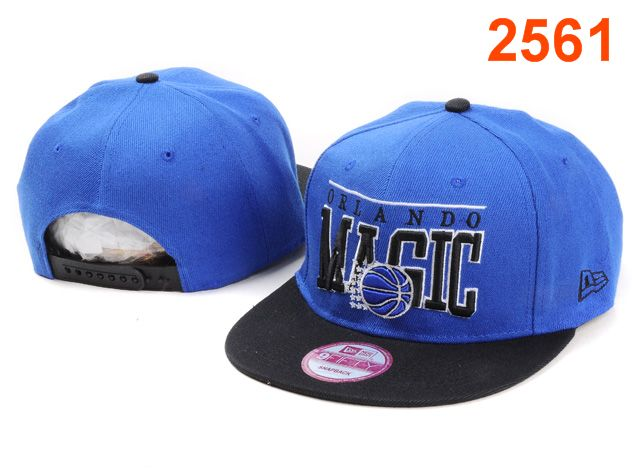 Orlando Magic NBA Snapback Hat PT083