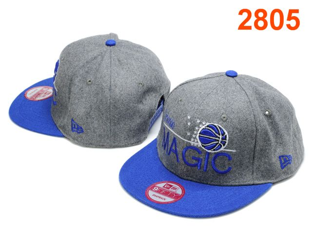 Orlando Magic NBA Snapback Hat PT101