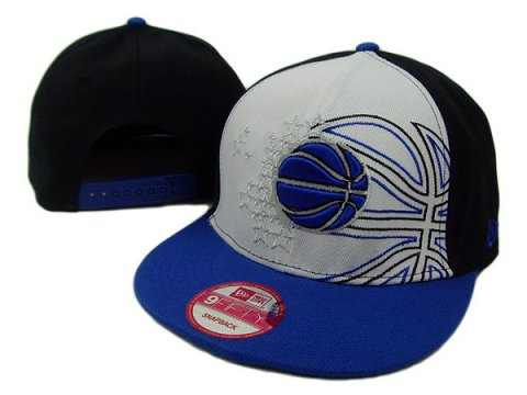 Orlando Magic NBA Snapback Hat SD1