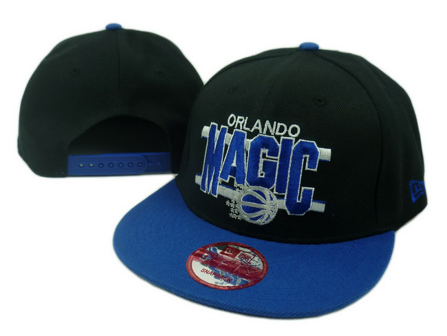 Orlando Magic NBA Snapback Hat SD2