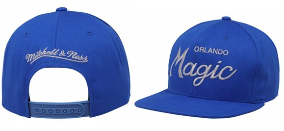 Orlando Magic NBA Snapback Hat Sf1