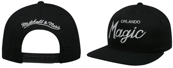 Orlando Magic NBA Snapback Hat Sf2