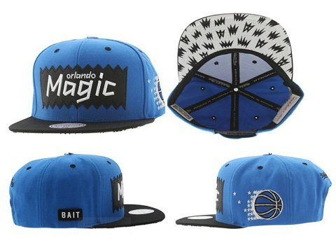 Orlando Magic NBA Snapback Hat Sf7