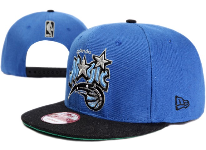 Orlando Magic NBA Snapback Hat XDF012