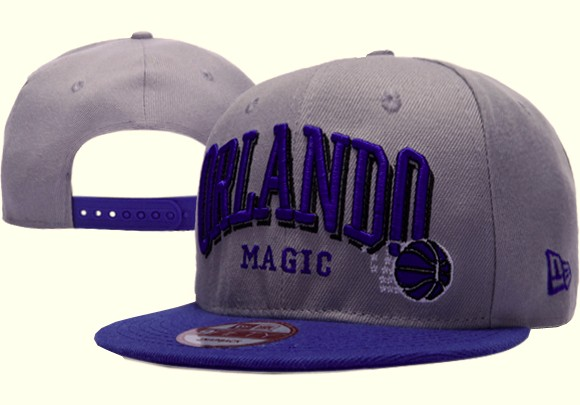 Orlando Magic NBA Snapback Hat XDF064