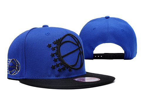 Orlando Magic NBA Snapback Hat XDF085