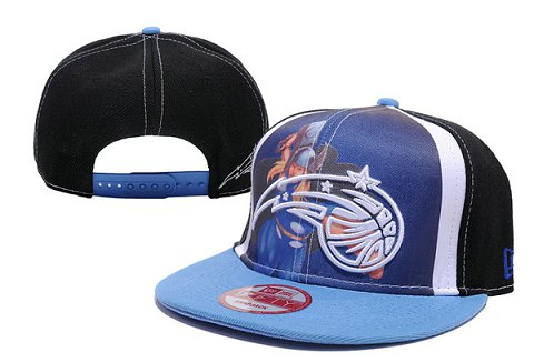 Orlando Magic NBA Snapback Hat XDF145