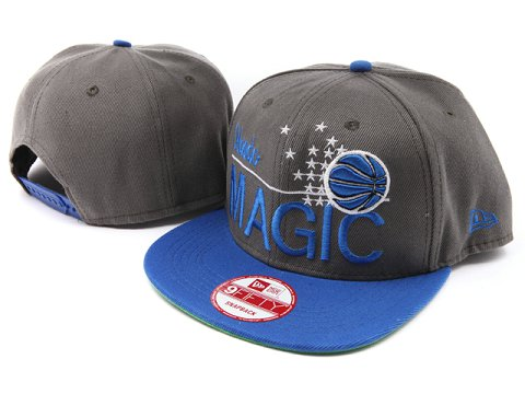 Orlando Magic NBA Snapback Hat YS023