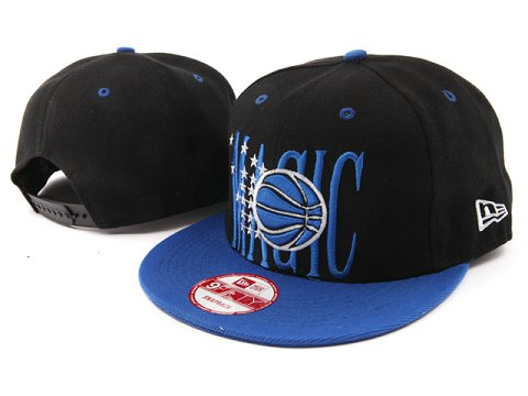 Orlando Magic NBA Snapback Hat YS037