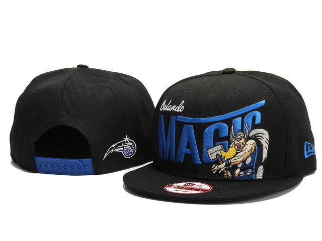 Orlando Magic NBA Snapback Hat YS060
