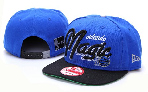Orlando Magic NBA Snapback Hat YS142