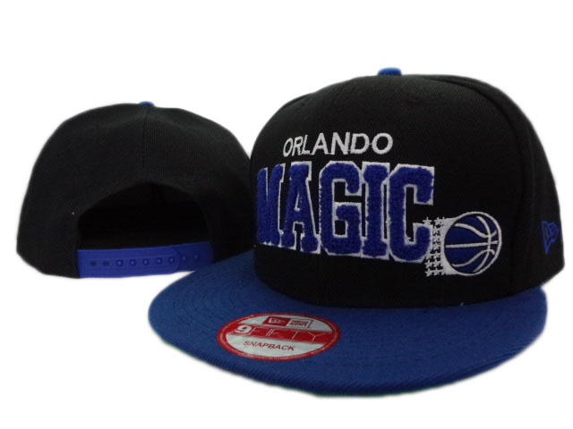 Orlando Magic NBA Snapback Hat ZY2