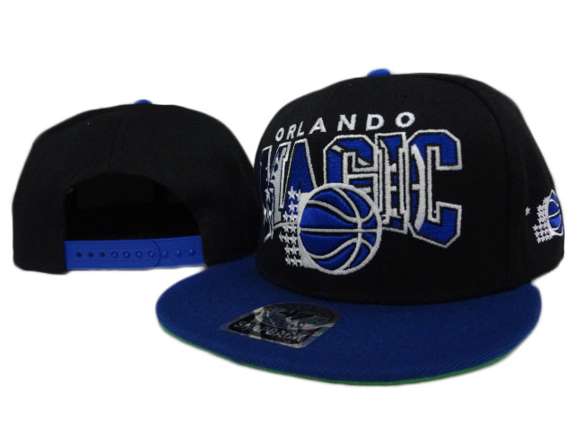 Orlando Magic NBA Snapback Hat ZY3