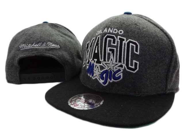 Orlando Magic NBA Snapback Hat ZY4