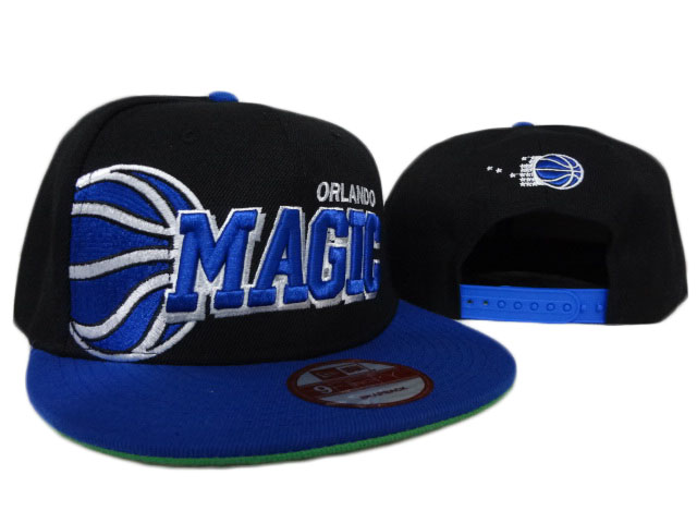 Orlando Magic NBA Snapback Hat ZY5