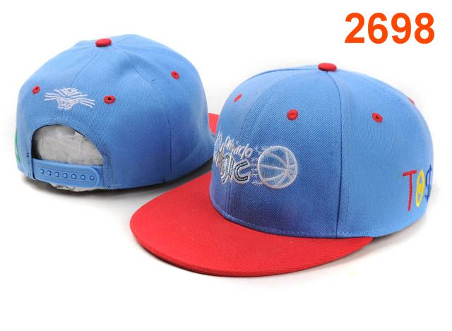 Orlando Magic TISA Snapback Hat PT11