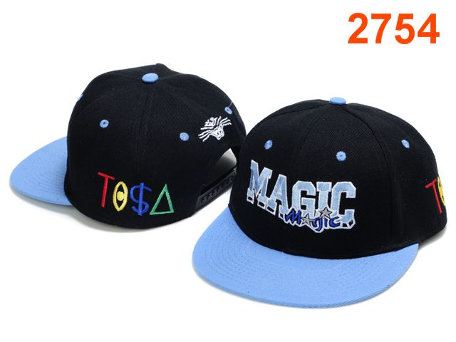 Orlando Magic TISA Snapback Hat PT42