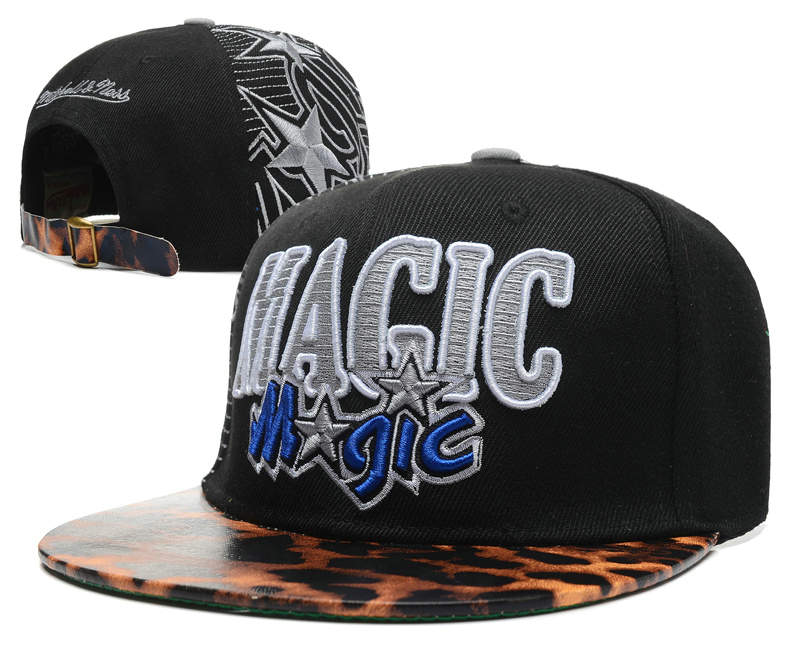 Orlando Magic Snapback Hat DF 0512
