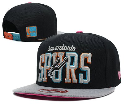 San Antonio Spurs Snapback Hat SD 1f9