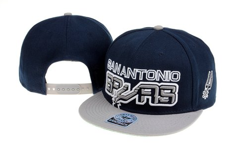 San Antonio Spurs NBA Snapback Hat 60D2
