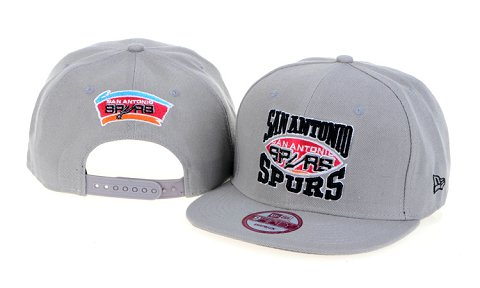 San Antonio Spurs NBA Snapback Hat 60D4