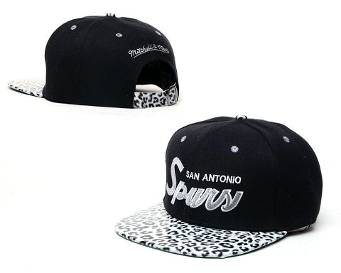 San Antonio Spurs NBA Snapback Hat 60D5