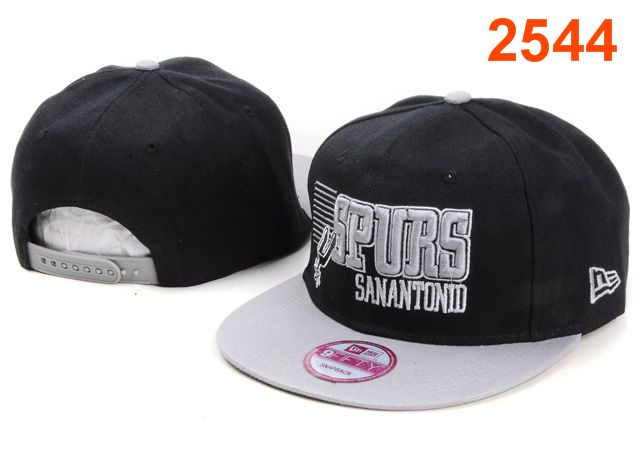 San Antonio Spurs NBA Snapback Hat PT067