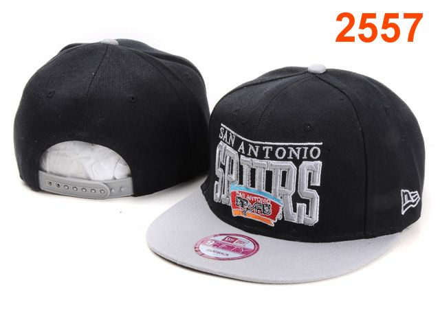 San Antonio Spurs NBA Snapback Hat PT080