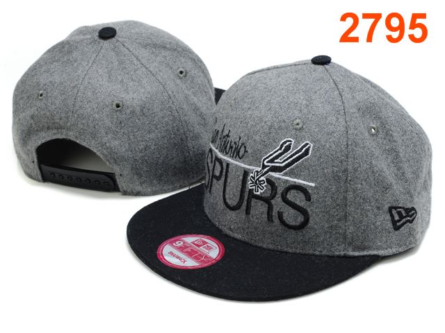 San Antonio Spurs NBA Snapback Hat PT091